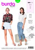 6426 Burda Pattern: Ladies Blouse